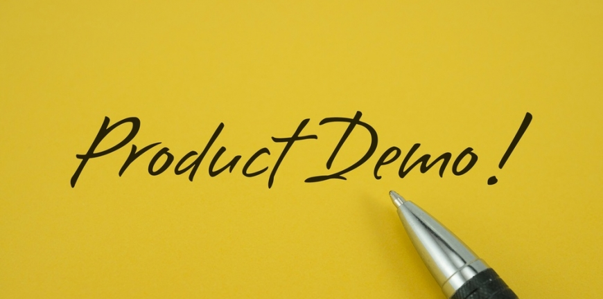 Effective Practices for Improving Your Product Demo Presentation